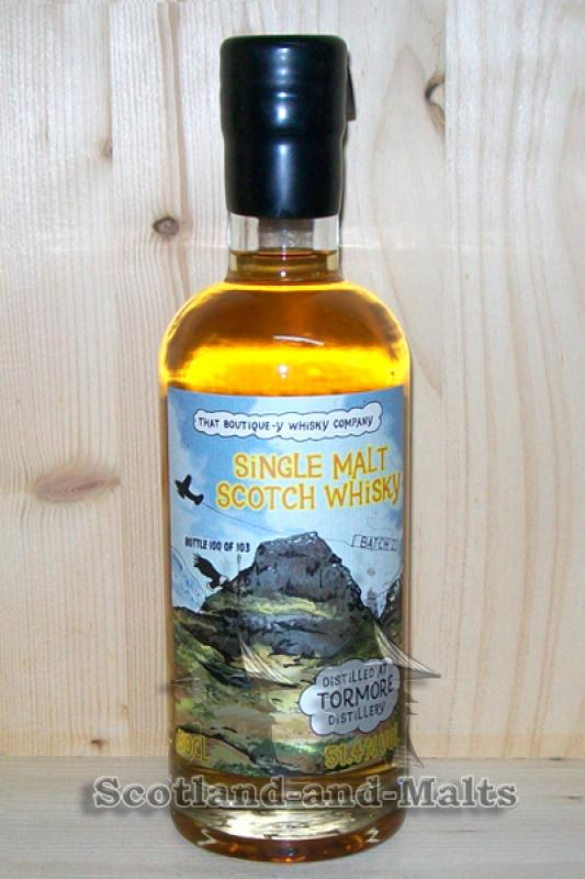 Tormore Batch 2 - 51,4% That Boutique-y Whisky Company