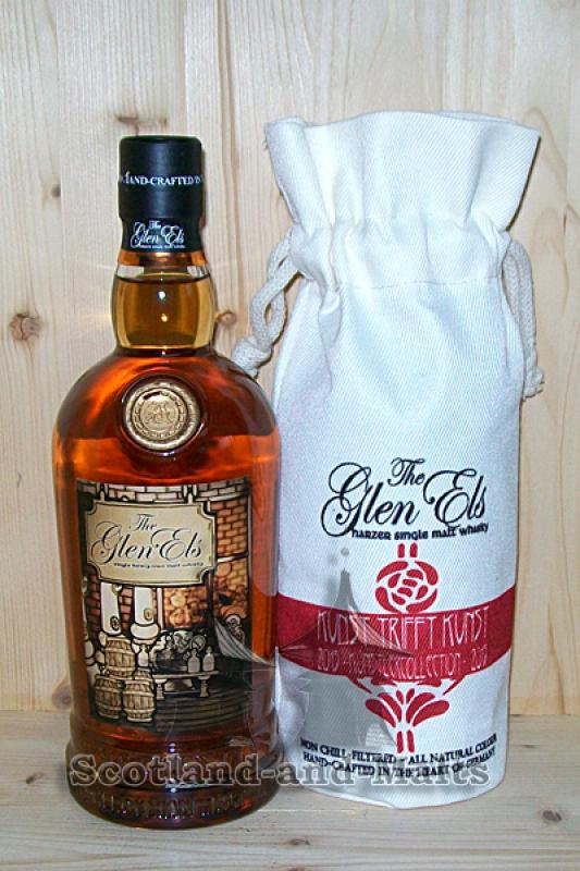 Glen Els Künstler Collection 3 - 4 bis 7 Jahre Claret Casks - Gently Woodsmoked