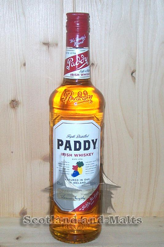 Paddy - old irish Whiskey