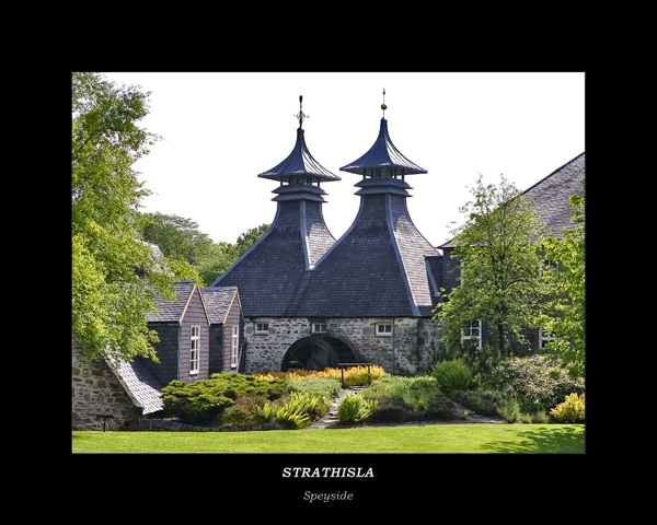 Strathisla Distillery No.001