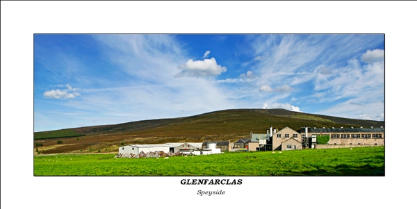 Glenfarclas Distillery No.001