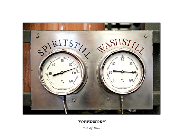 Spirit Still - Tobermory No.001