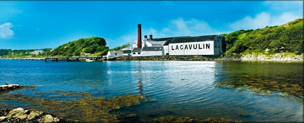 Lagavulin Distillery No.001