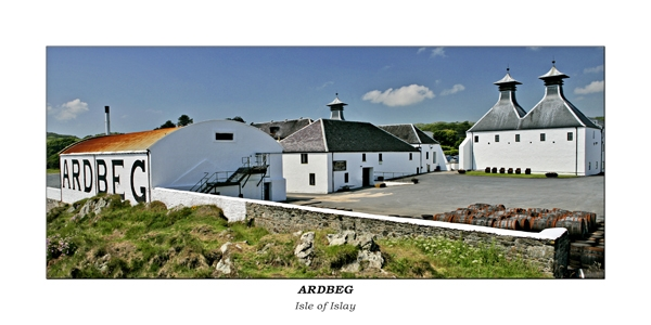 Ardbeg Distillery No.002
