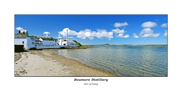 Bowmore Distillery No.001