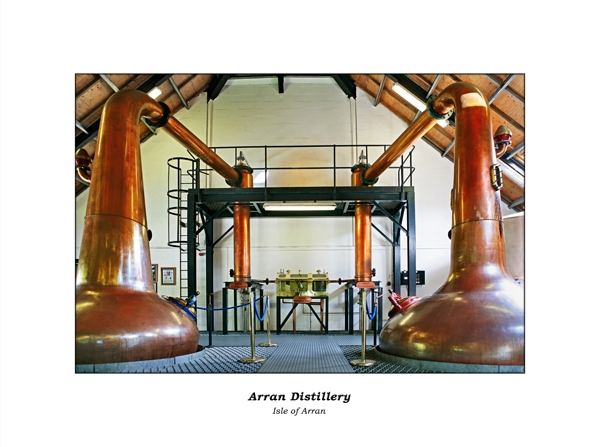 Arran Distillery No.002
